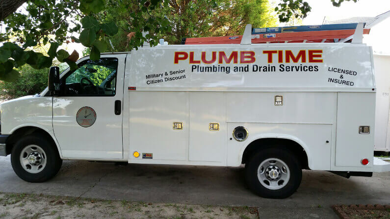 PLUMB TIME Plumbing and Drain Services in Columbia SC