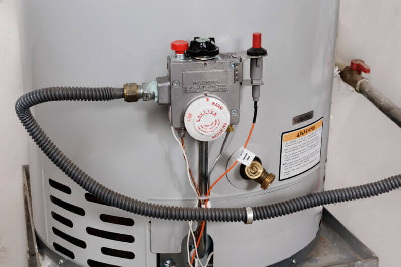 Signs your hot water heater is going out